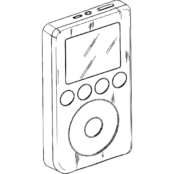 Third Generation Ipod PNG images