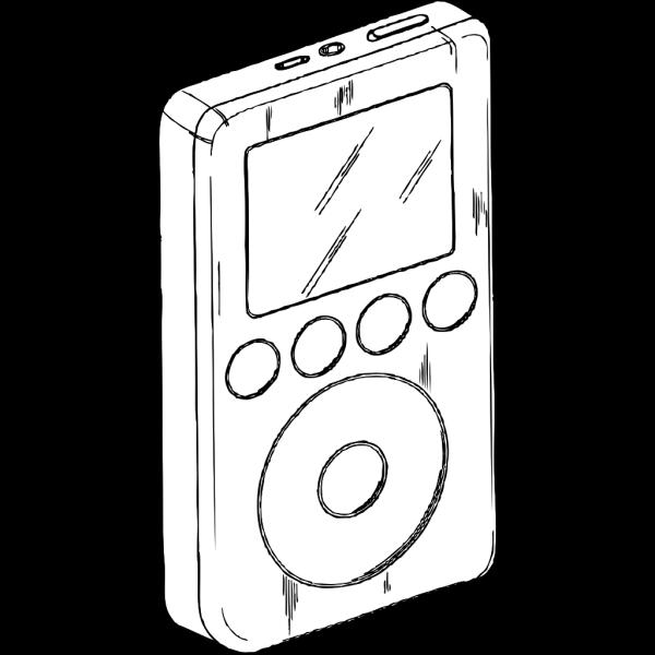 Third Generation Ipod PNG Clip art