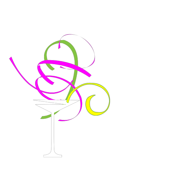 Martini Glass PNG icon