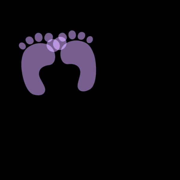 Baby Feet PNG Clip art