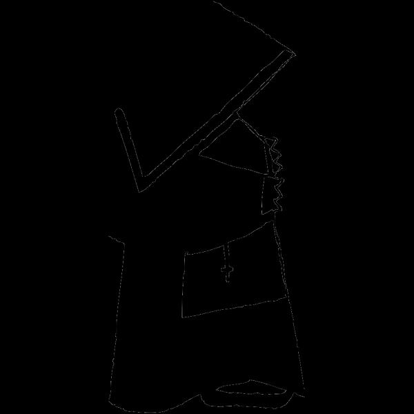 Nun 2 PNG Clip art