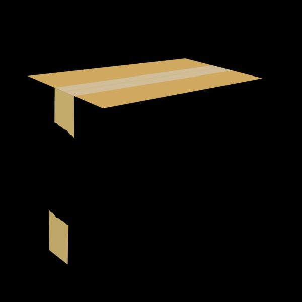 Shipping Box PNG Clip art