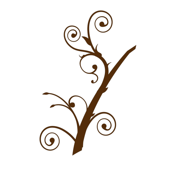 Brown Tree Branch PNG Clip art