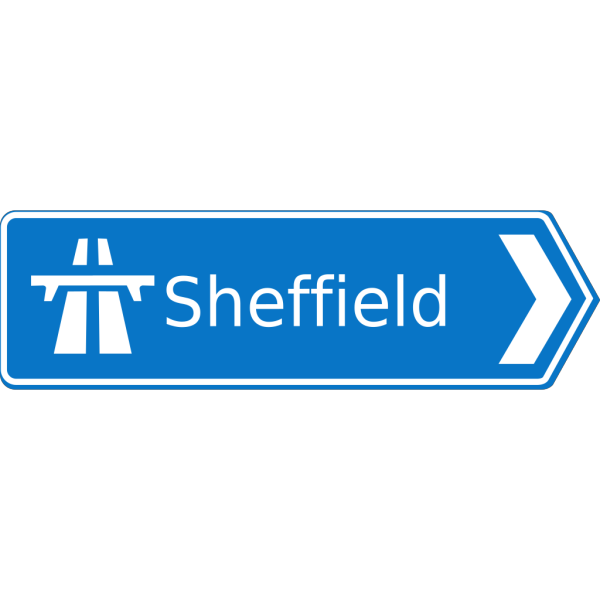 Motorway Sign PNG Clip art