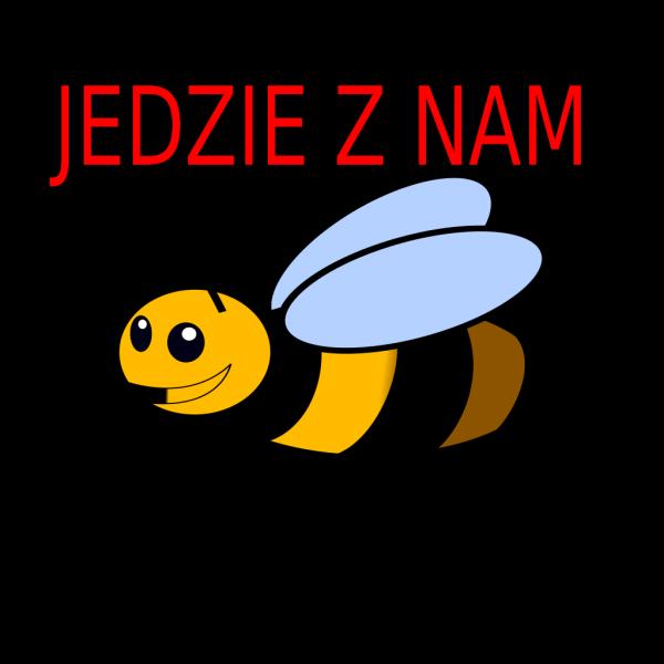 Happy Bee PNG Clip art