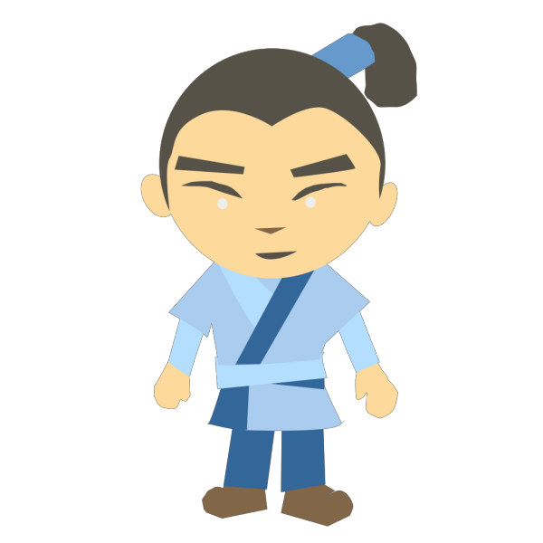 Japanese Character Girl PNG images