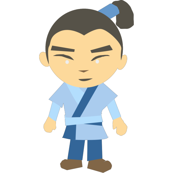 Japanese Character PNG Clip art