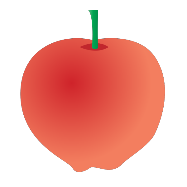 Cartoon Apple PNG images
