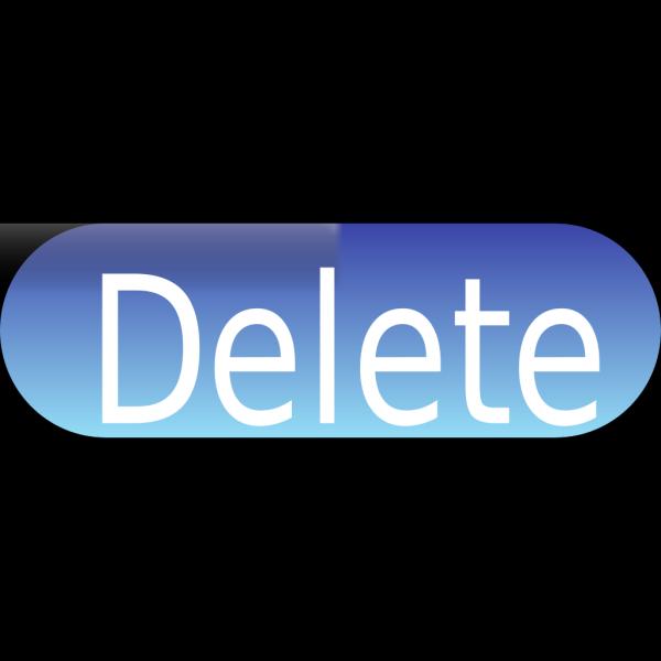 Delete PNG Clip art