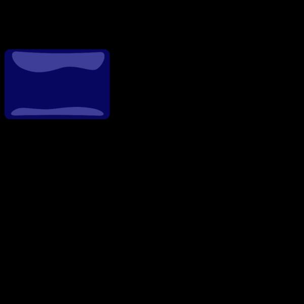 Blank Pitcher Button PNG Clip art