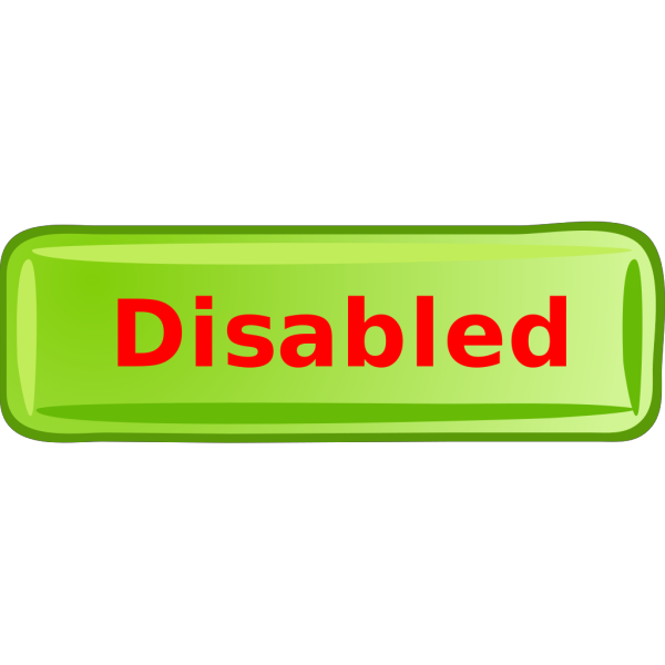 Disabled PNG Clip art