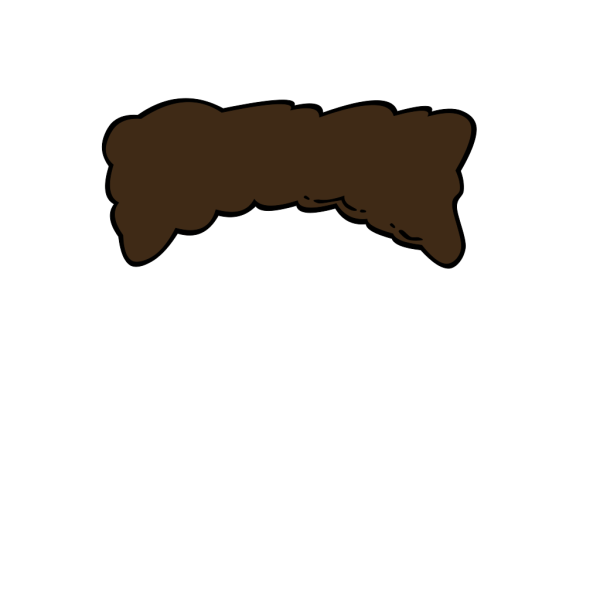 Tall Brown Hair PNG images