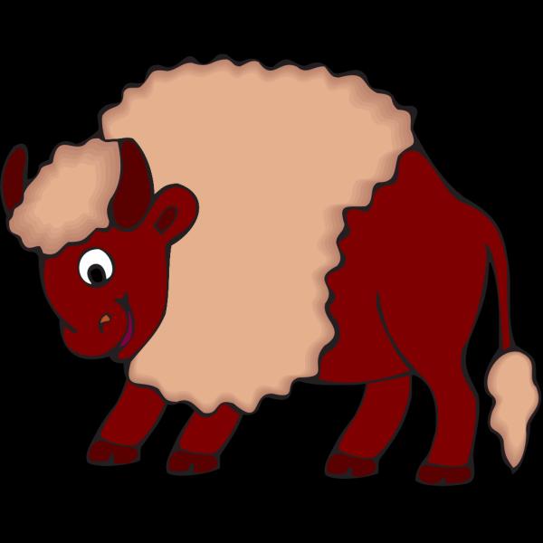 Happy Bull PNG Clip art
