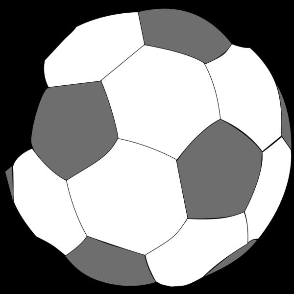 Soccer Ball2 PNG Clip art