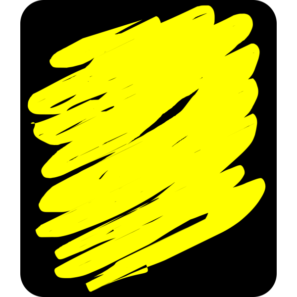 Yellow PNG Clip art