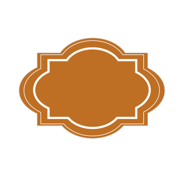 Decorative Brown PNG Clip art