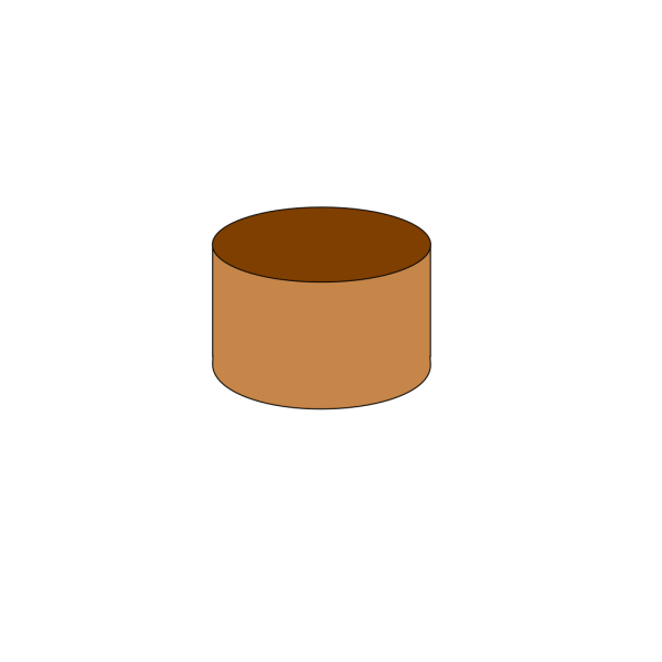 Brown Database PNG Clip art