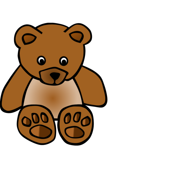 Baby Brown Bear1