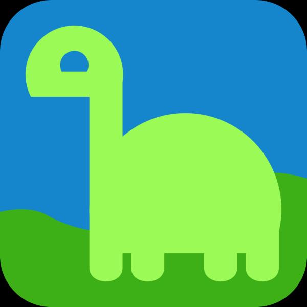 Cute Dinosaur PNG Clip art