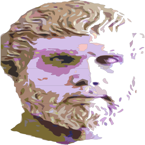 Man Head PNG icon