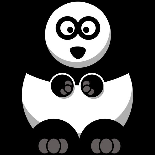Cartoon Panda PNG Clip art