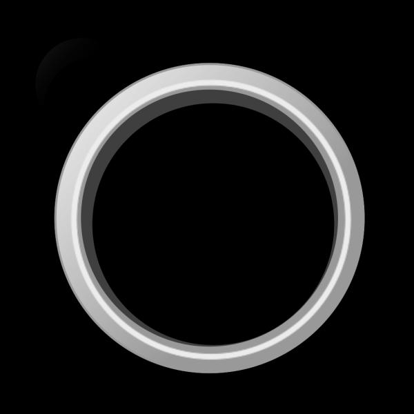 Black Button PNG Clip art