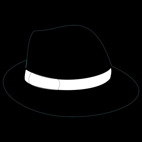 Black Hat PNG Clip art