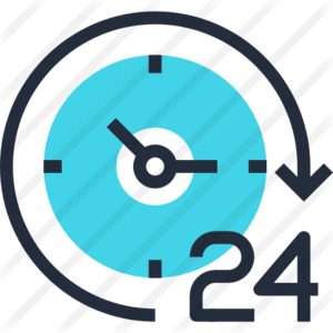 24 Hours PNG Image PNG Clip art