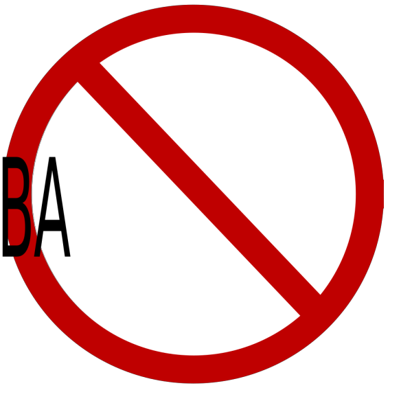 Anti-back Button PNG Clip art