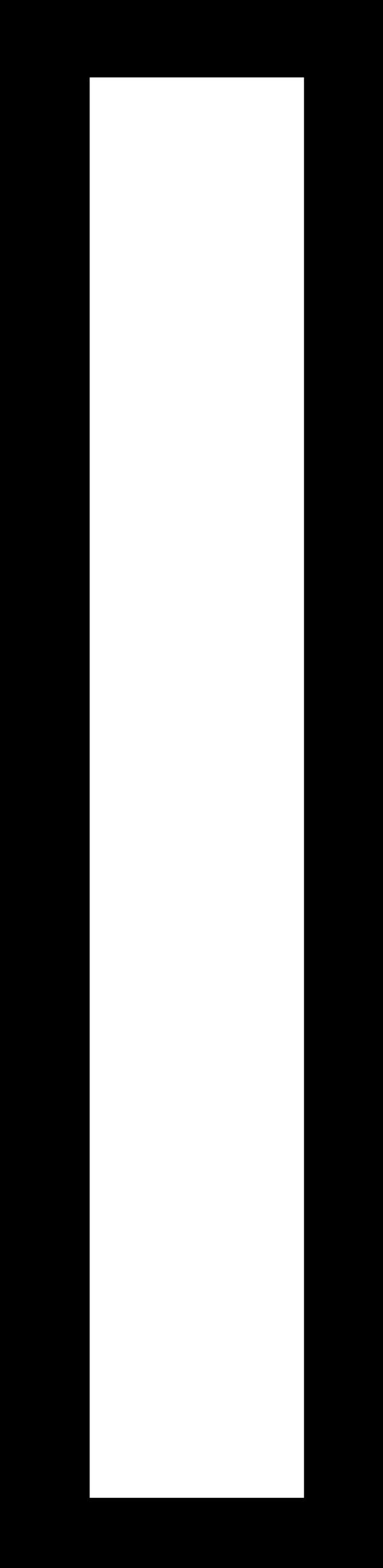 Blank Black Button PNG Clip art