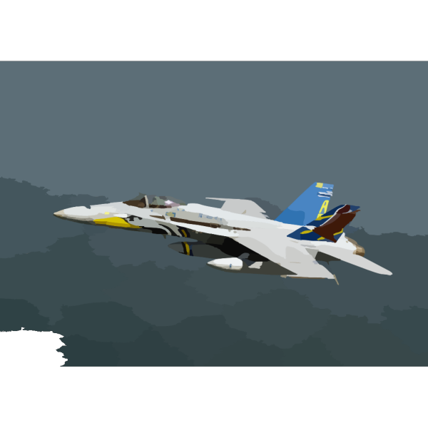 Vfa-82 In Flight Over Arabian Gulf. PNG Clip art