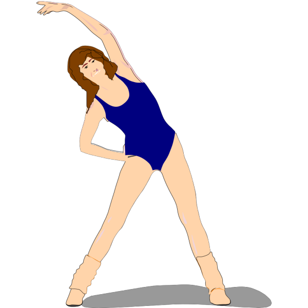 Woman Exercising  PNG images