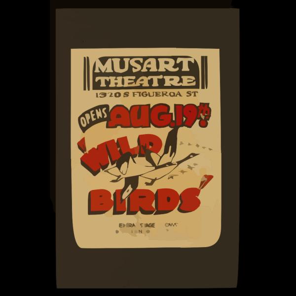 Wild Birds  PNG Clip art