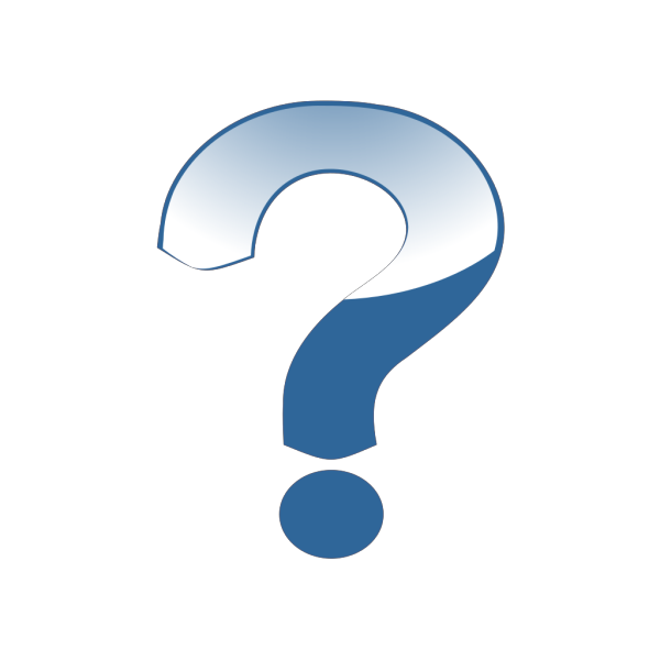 Help Orb Button PNG Clip art