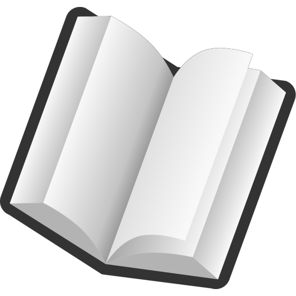 Open Book PNG icons