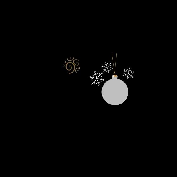 Metallic Ornament PNG Clip art