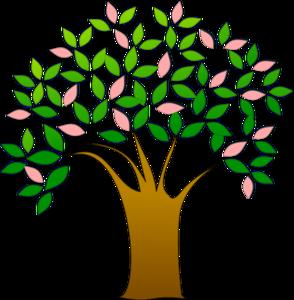 Cherry Tree PNG Clip art