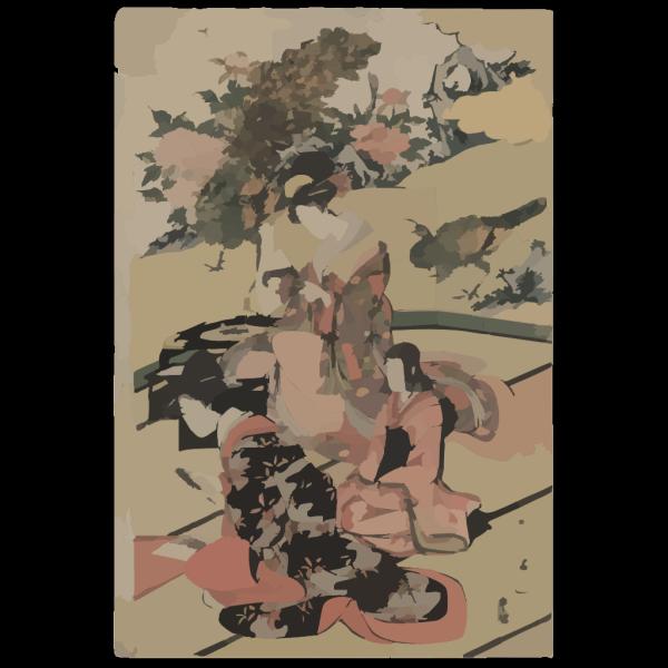A Daimyo PNG Clip art