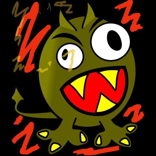 Little Beast PNG Clip art