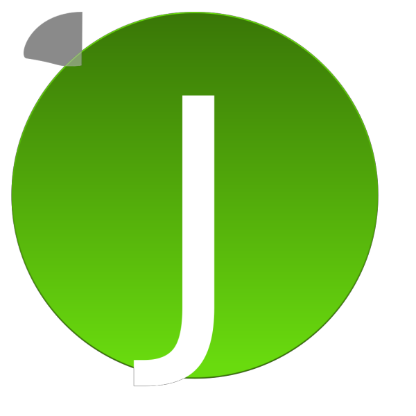 Green J PNG Images 300 X 300 Px