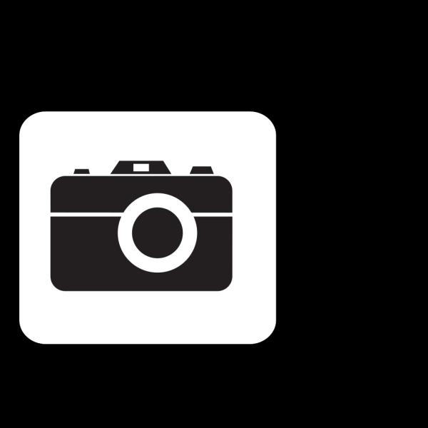 Black Camera PNG Clip art