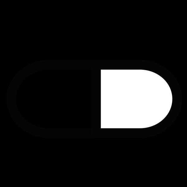 Black 1 PNG Clip art