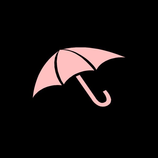 Umbrella Lineart PNG Clip art