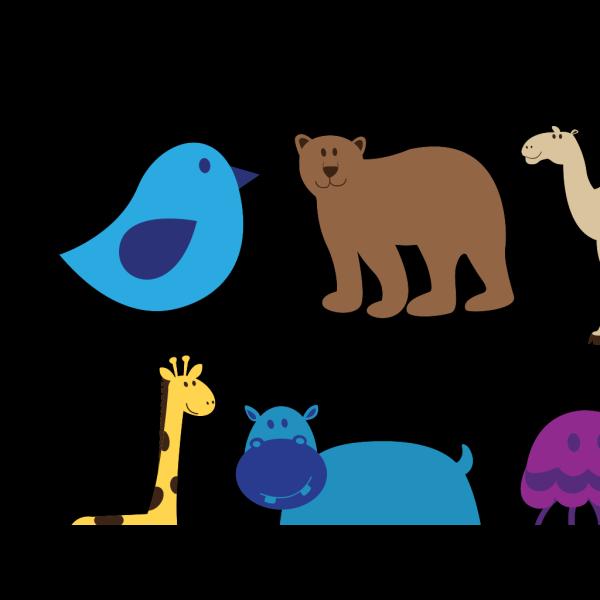 Animals PNG Clip art