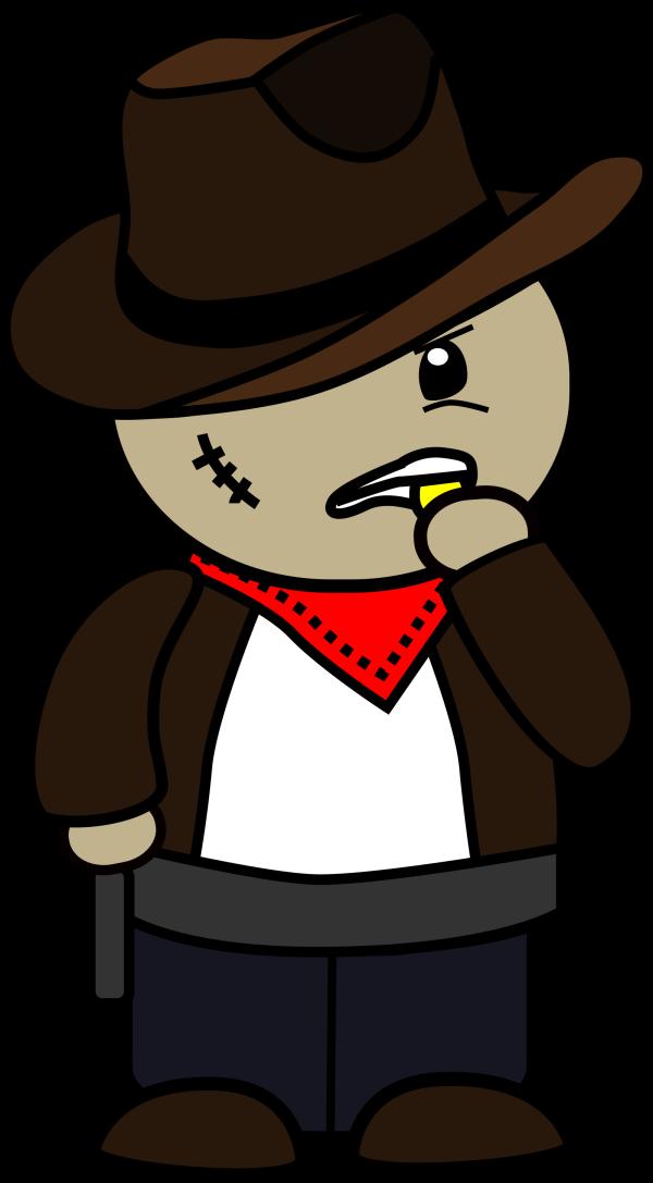 Cowboy PNG Clip art