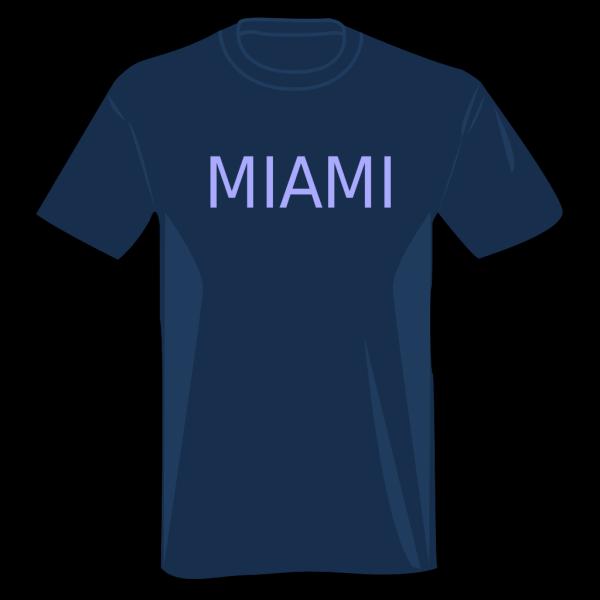 Miami Shirt PNG Clip art