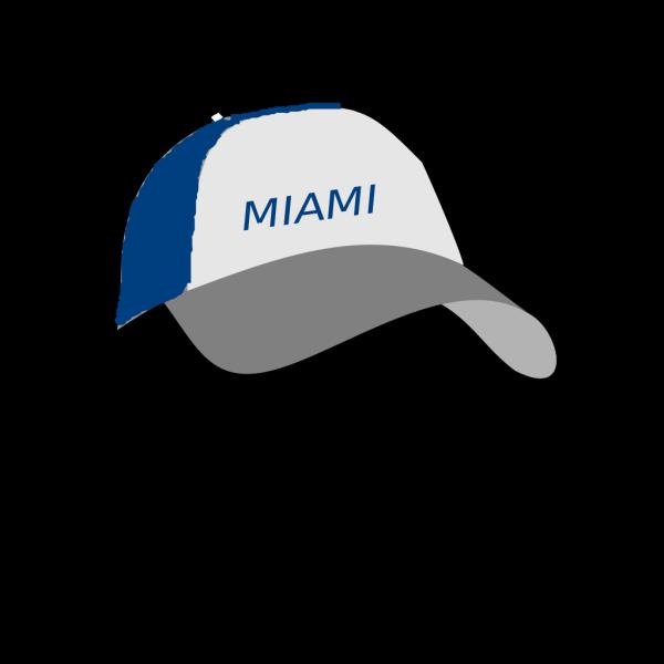 Miami Cap PNG Clip art