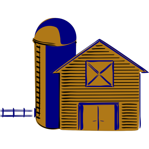 Gold Barn PNG images