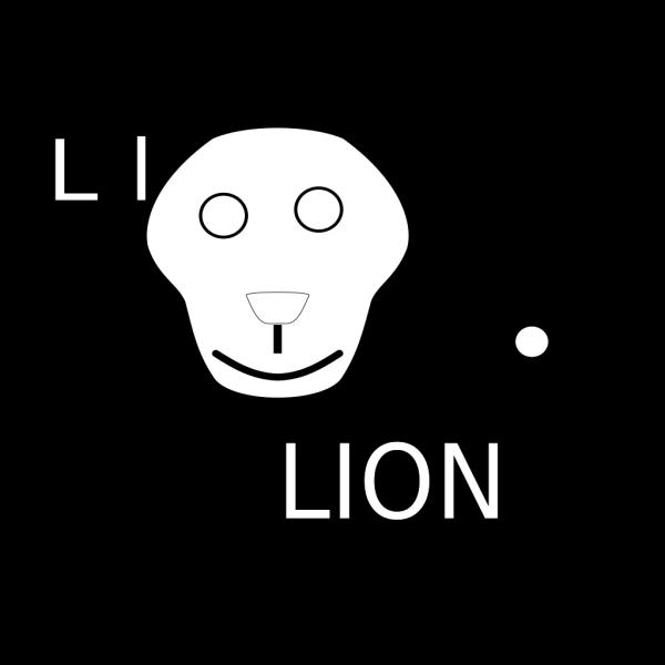 Silhouette Head In Black PNG Clip art