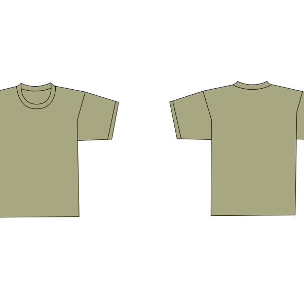 Blue Yellow Tshirt PNG images